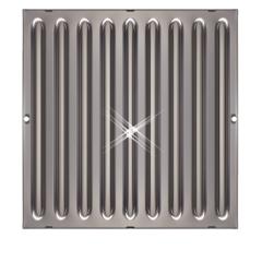 Labyrintfilter 82x356x20 mm – 7227.1010