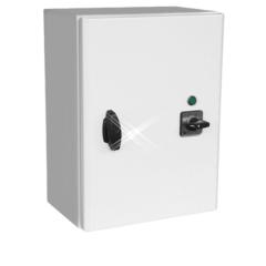 Standenregelaars 400 volt met thermische beveiliging