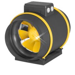 Etamaster buisventilator 615 m3/h met drie vermogensstanden