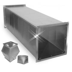 aluminium ventilatiekanalen