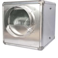 Afzuigmotor 1000 m3/h in aluminium box