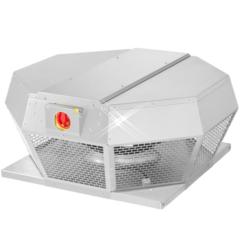 Aluminium dakventilator met schakelaar