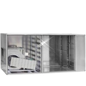 aluminium geurfilterkast 4250 m3/h