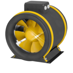 Etamaster buisventilator 1780 m3/h (EC) – diameter 250