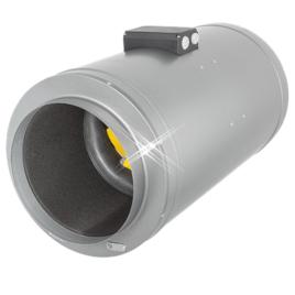 Geïsoleerde buisventilator 660 m3/h (EC) – diameter 150