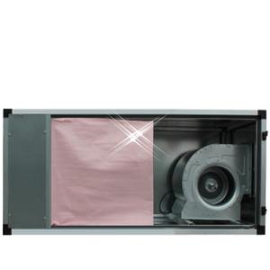 Filterkast F7 met motor 4250 m3/h