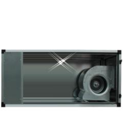 Filterkast G2 met motor 3250 m3/h