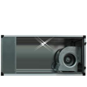 Filterkast G2 met motor 6000 m3/h