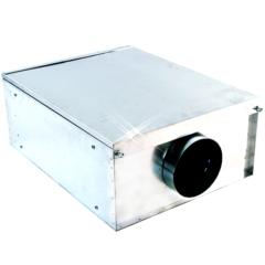 Geurfilterkast zonder motor 800 m3/h