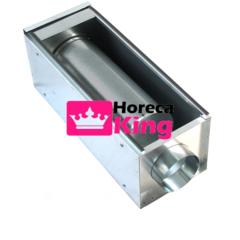 compacte geurfilterkast 400 m3/h – zonder motor