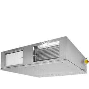 Luchtbehandelingskast tegenstroom 1375 m3/h met elektrische verwarmer