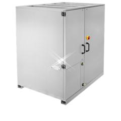 Luchtbehandelingskasten warmtewiel (verticale)