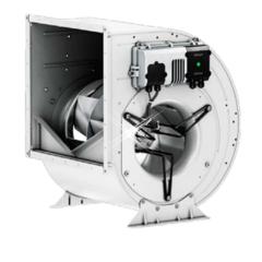 energiezuinige afzuigmotor 9650 m3/h